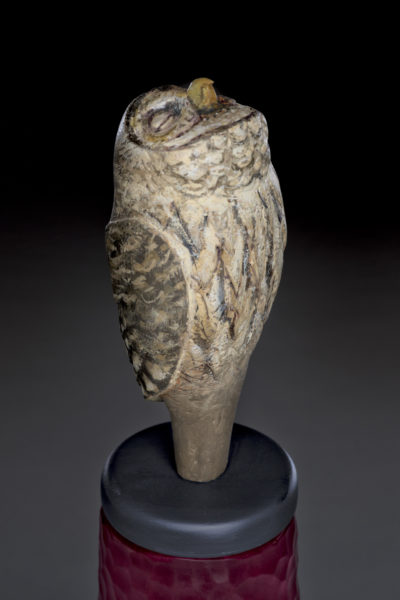 Owl Spirit Jar