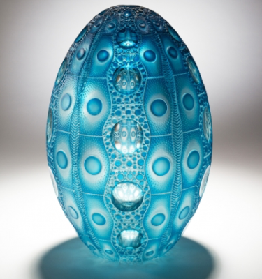 Urchin in Blue Egg Form