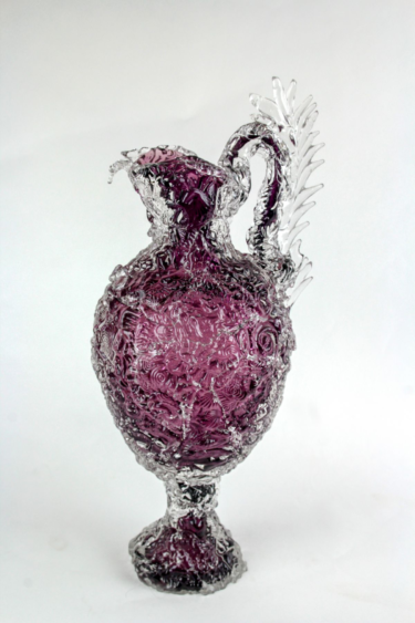 Purple Amphora